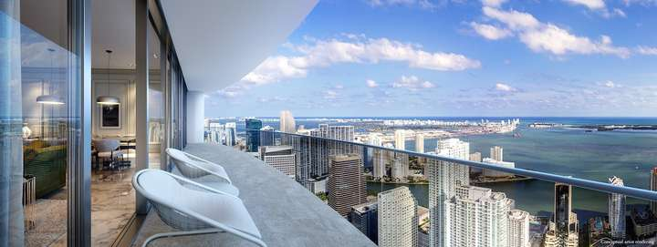 Brickell Flatiron Miami Downtown Florida