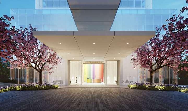 MISSONIbaia Miami, Florida, USA   Building Entrance