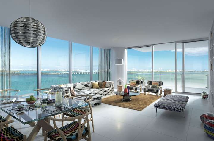 MISSONIbaia Miami, Florida, USA | Living Area Residence 1