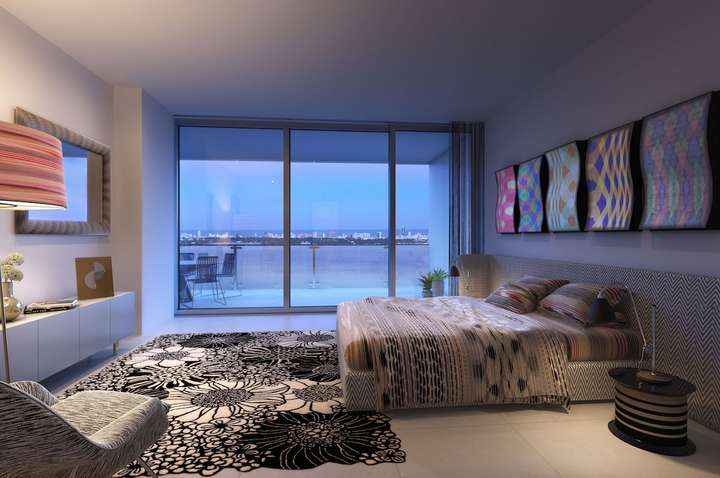 MISSONIbaia Miami, Florida, USA   Master Bedroom